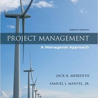 دانلود Project Management: A Managerial Approach 8th Edition