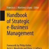 دانلود کتاب Handbook of Strategic E-business Management