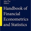 دانلود کتاب هندبوک ۴ جلدی Handbook of Financial Econometrics and Statistics
