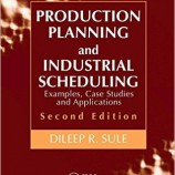 دانلود کتاب Production Planning and Industrial Scheduling
