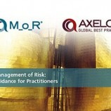 Management of Risk – Guidance for Practitioners