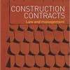 دانلود کتاب Construction Contracts: Law and Management