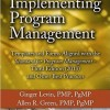 Implementing Program Management: Templates and Forms ….