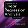 Introduction to Linear Regression Analysis + Solutions Manual